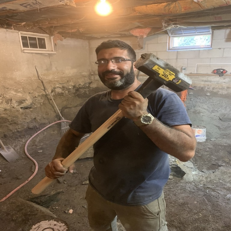 sledgehammer demolition malden ma