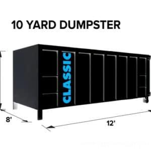 10 Yard Dumpster Rental Malden MA