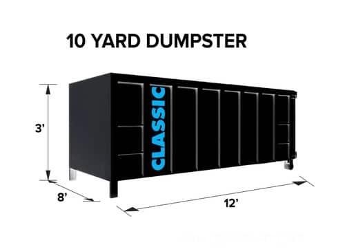 10 Yard Dumpster Rental Boston MA