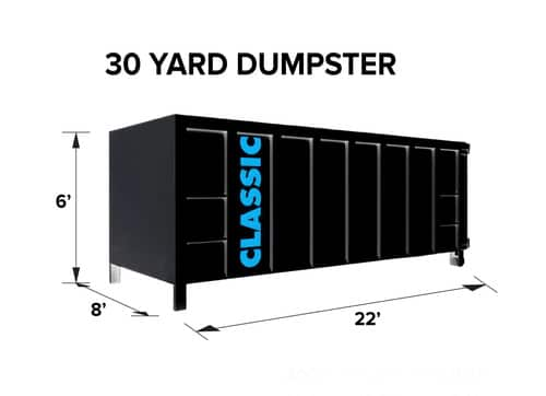 30 Yard Dumpster Rental Malden MA