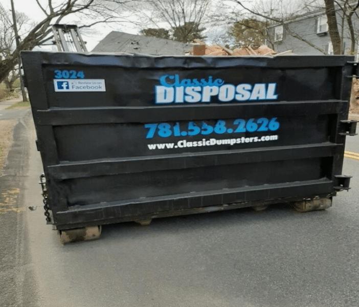 Dumpsters For Heavy Loads Malden MA