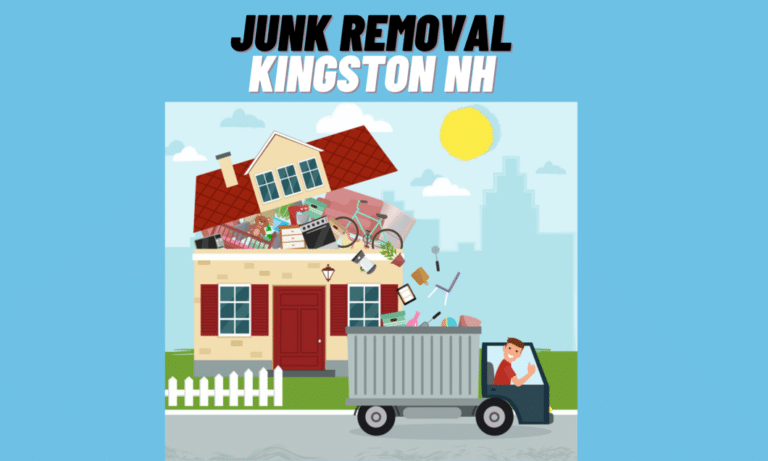 Junk Removal Kingston NH