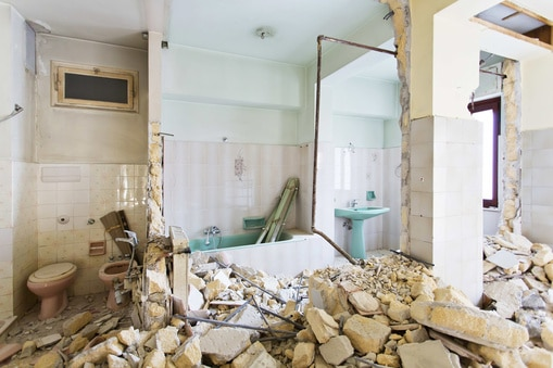 Interior Demolition Boston Ma